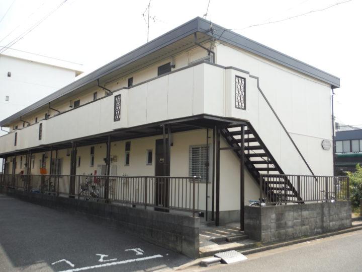 川口市中青木 外壁塗装 H様邸
