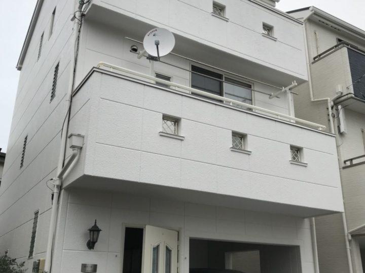 川口市南町 外壁塗装 H様邸