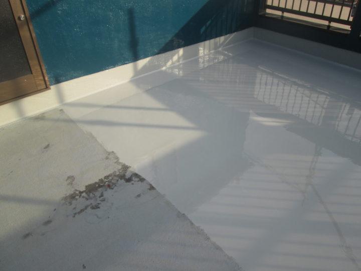 ベラン床防水