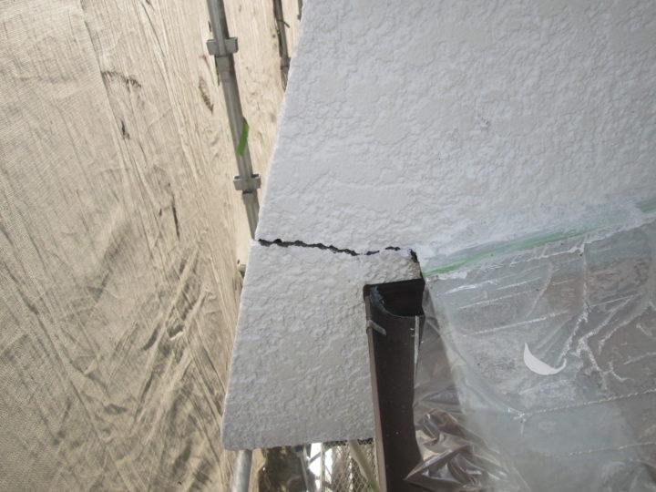 外壁補修前