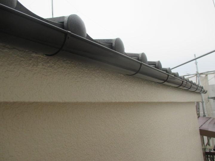 雨樋塗装後