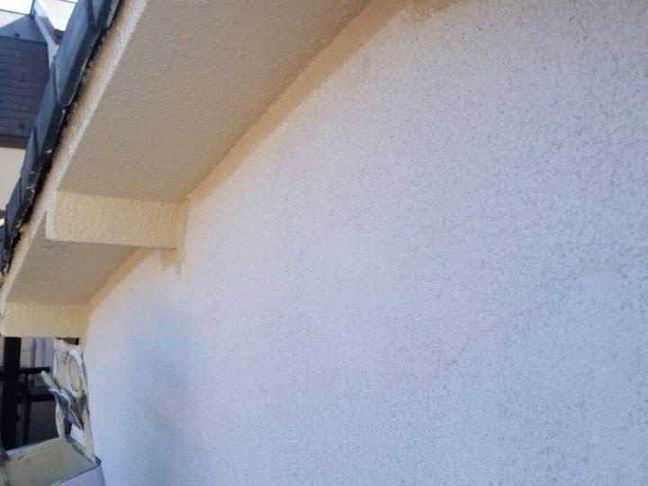 外壁模様付け