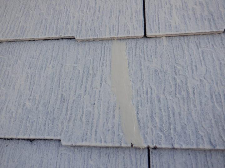 屋根補修後